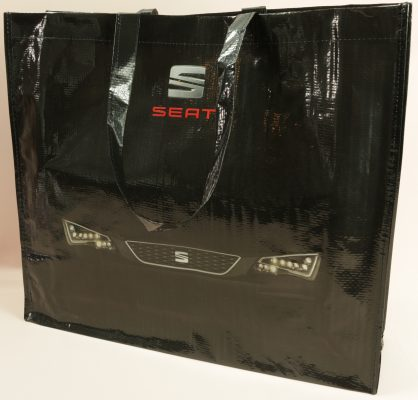 Exklusive PP Woven Tasche